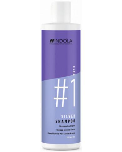 Indola Silver shampoo (300ml)