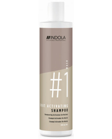 Indola Root Activating šampūnas