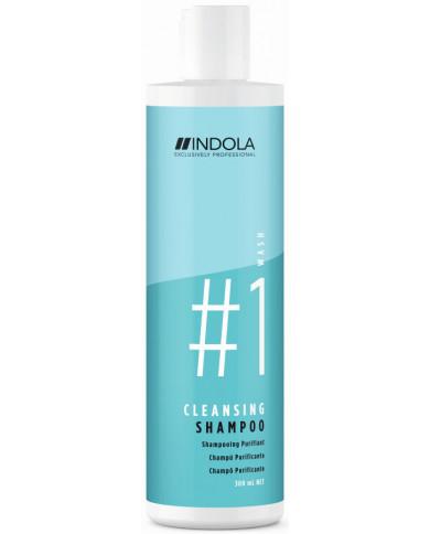 Indola Cleansing shampoo (300ml)