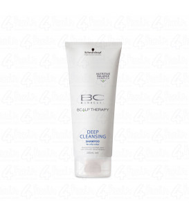 Schwarzkopf Professional Bonacure Scalp Therapy Deep Cleansing šampūns (200ml)