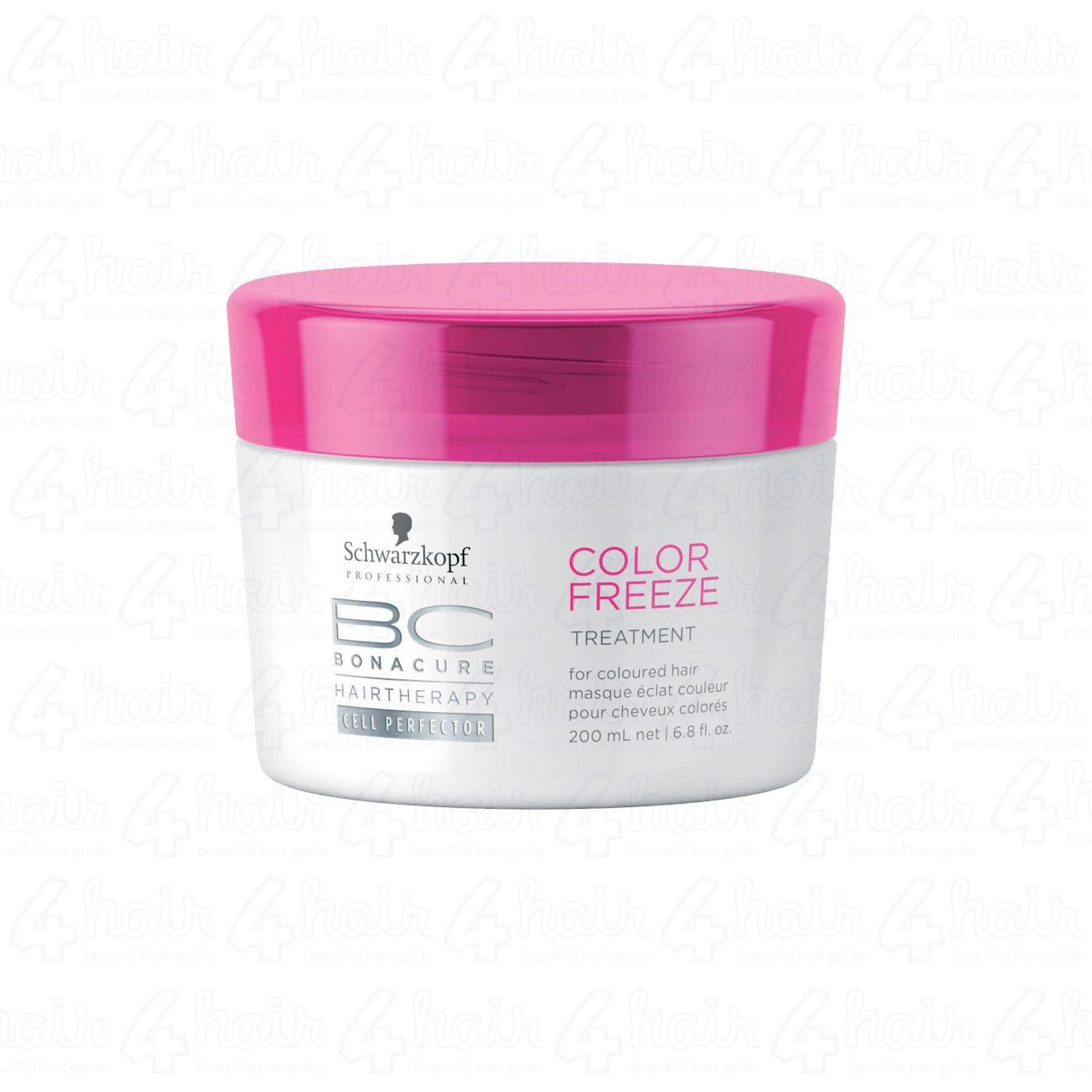 Schwarzkopf bc smooth shine treatment маска для гладкости волос