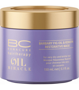 Schwarzkopf Professional Oil Miracle Barbary Fig Oil maska (150ml)