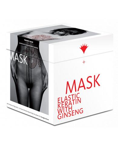 Trendy Hair Mask Elastic Keratin With Ginseng matu maska