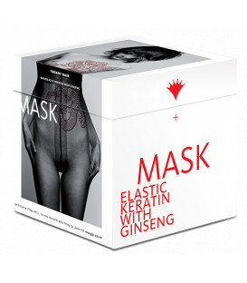 Trendy Hair Mask Elastic Keratin With Ginseng
