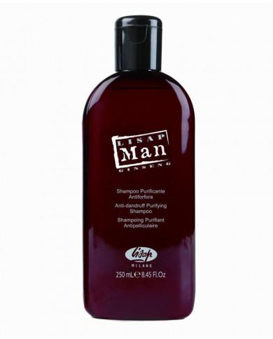 Lisap Milano MAN Anti-dandruff Purifiant Shampoo