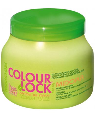 BES Colour Lock Midopla маска для сухих волос (500мл)