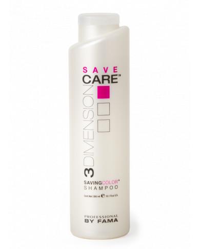 BY FAMA 3DIMENSION Save Care Saving Color Shampoo