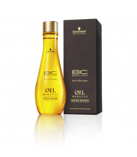 Schwarzkopf Professional Bonacure Oil Miracle Finishing Treatment matu eļļa