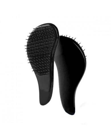 Detangler Hair Brush Black