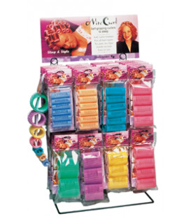 Olivia Garden Nite Curl self-gripping curlers to sleep