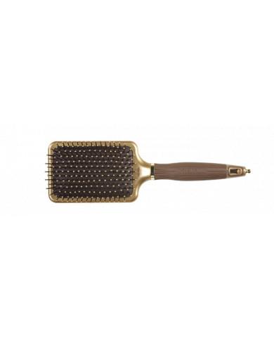 Olivia Garden NanoThermic Paddle Brush NT-PDL