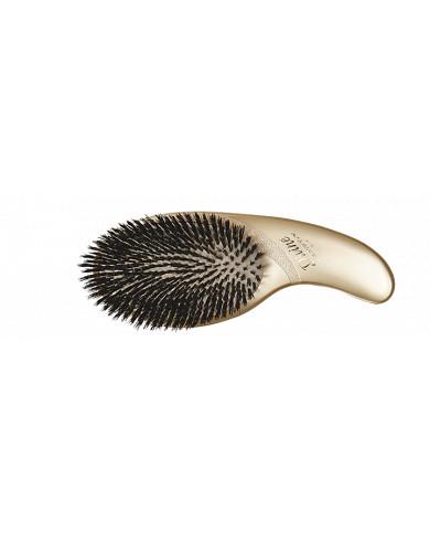 Olivia Garden Divine 100% Boar plaukų šepetys
