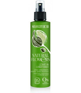 Selective Natural Flowers Leave-In Conditioner kondicionieris matiem