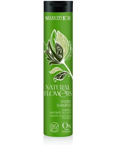 Selective Natural Flowers Hydro Shampoo mitrinošs šampūns