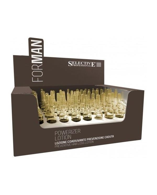 Selective For Man Powerizer Lotion losjons pret matu izkrišanu (8ml)