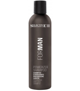 Selective FOR MAN Powerizer Preventive Hair Loss Shampoo