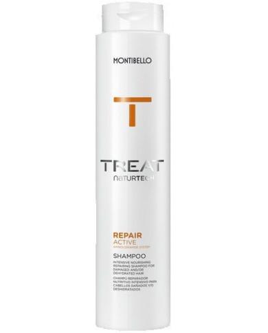 Montibello TREAT NaturTech Repair Active Shampoo šampūns bojātiem matiem