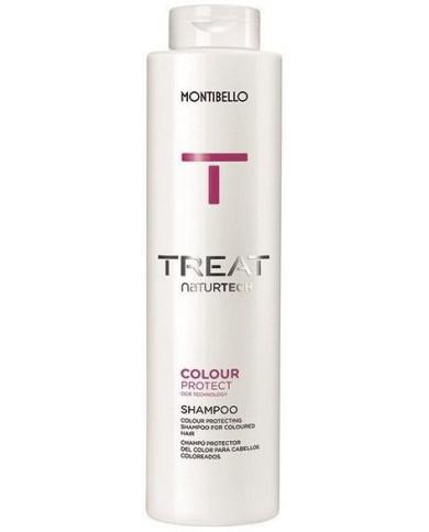 Montibello TREAT NaturTech Colour Protect Shampoo šampūns krāsotiem matiem