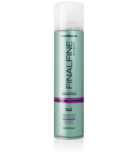 Montibello Finalfine Ultimate Extra Strong Gas-Free Hairspray