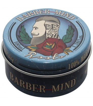 BARBER MIND Roots pomāde bārdai