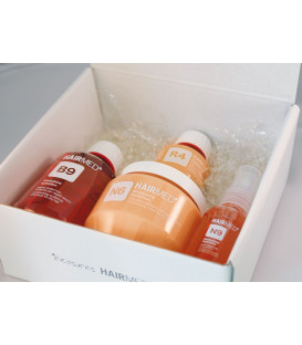 Hairmed Treasure moisturizing kit (550ml)