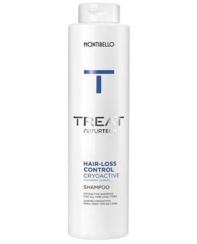 Montibello TREAT NaturTech Cryoactive šampūns pret matu izkrišanu