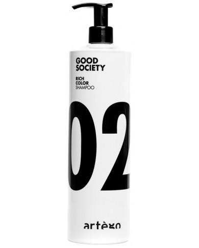 Artego Good Society 02 Rich Color šampūns