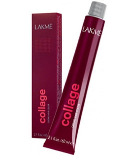 Lakme Collage hair color