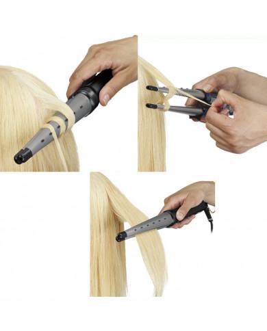 BaByliss PRO BAB2225TTE ConiSmooth hair straightener