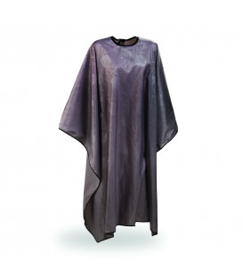 "BraveHead cutting cape ""Silhouette"" (dark grey)"