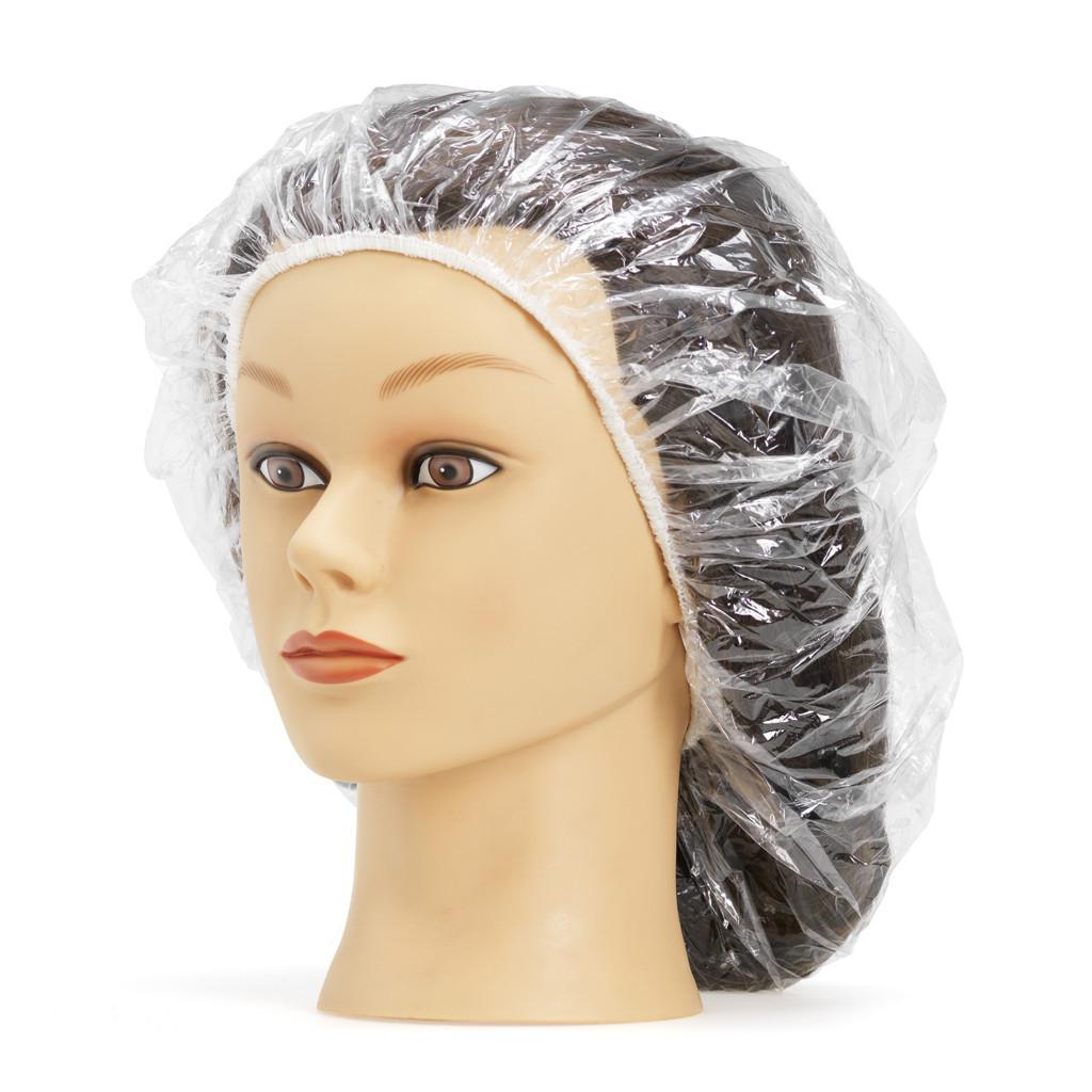Шапочка для масок для волос своими руками из