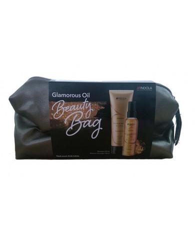 Indola Innova Glamorous somiņa (šampūns + matu sprejs)