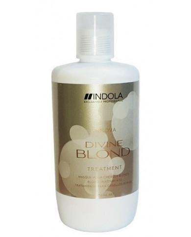 Indola Divine Blond atjaunojoša maska (750ml)