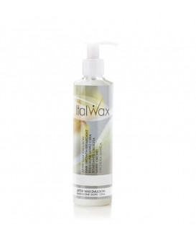 ItalWax pēc vaksācijas emulsija, matu augšanas kavēšanai (250ml)