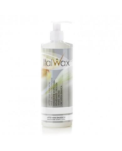 ItalWax pēc vaksācijas emulsija, matu augšanas kavēšanai (500ml)