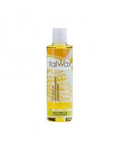 ItalWax eļļa pēc vaksācijas, ar citronu (250ml)