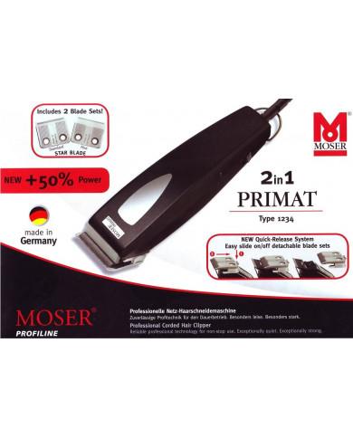 Moser ProfiLine Primat 2in1