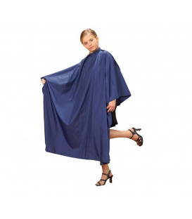 "Fox ""Upper Line"" cape, blue"