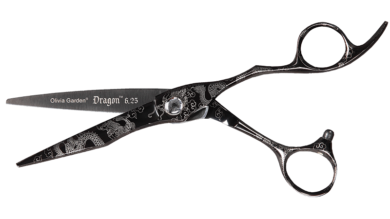 olivia garden dragon  shears hairlv