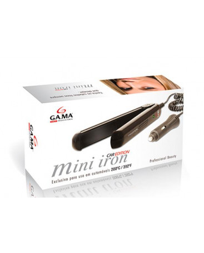 GA.MA Mini Car Edition hair straightener