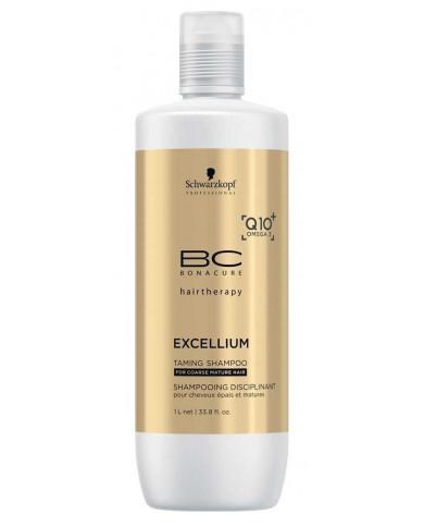 Schwarzkopf Professional Bonacure Excellium Taming šampūns (1000ml)