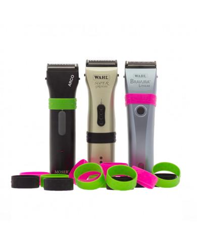 WAHL Grip Ring gumija mašīnītēm (rozā)