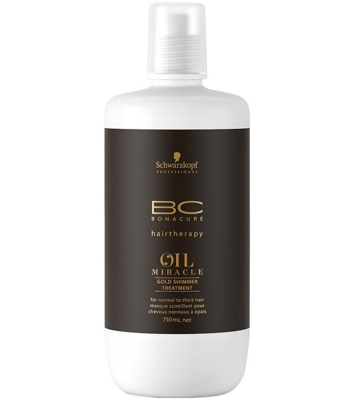 001f1a908d Schwarzkopf Professional Bonacure Oil Miracle Gold Shimmer treatment (150ml)