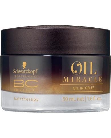 Schwarzkopf Professional Bonacure Oil Miracle eļļas želeja