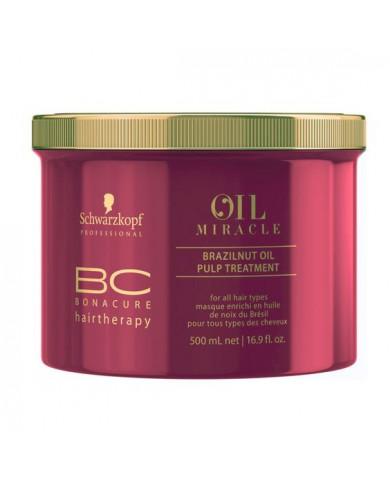Schwarzkopf Professional Bonacure Oil Miracle Brazilnut Oil mask (500ml)