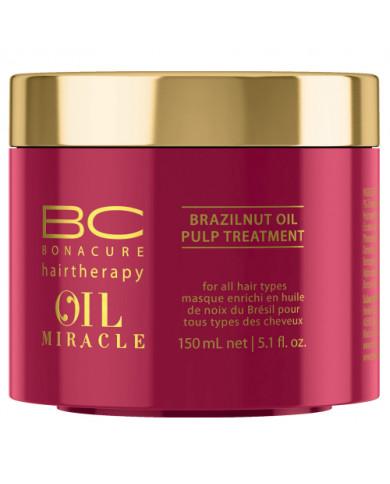 Schwarzkopf Professional Bonacure Oil Miracle Brazilnut Oil маска (150мл)