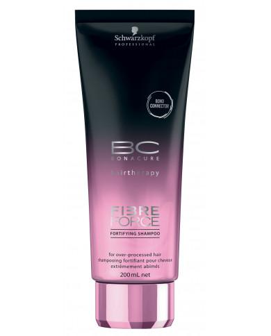 Schwarzkopf Professional Bonacure Fibre Force šampūns (200ml)