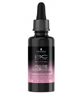 Schwarzkopf Professional Bonacure Fibre Force Scalp & Hair Smart Reset serums
