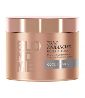 Schwarzkopf Professional BlondMe Tone Enhancing Cool maska (200ml)
