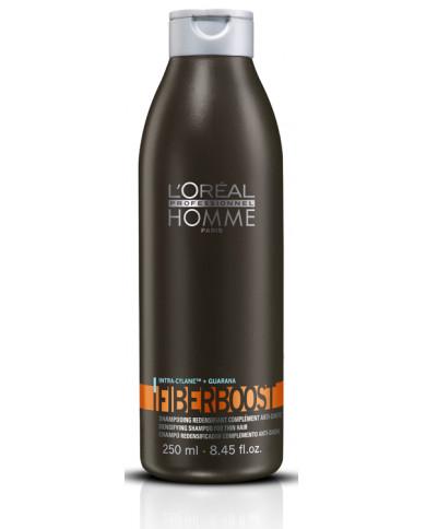 L'Oreal Professionel Homme Fibreboost šampūns